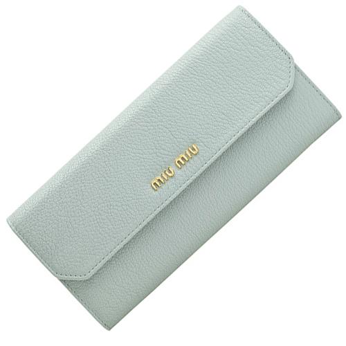 ミュウミュウ(miumiu):【財布】